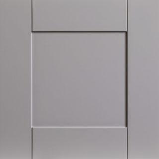 Sample Gray Door